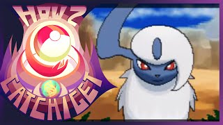 How & Where To Catch/get Absol In Pokemon X And Y