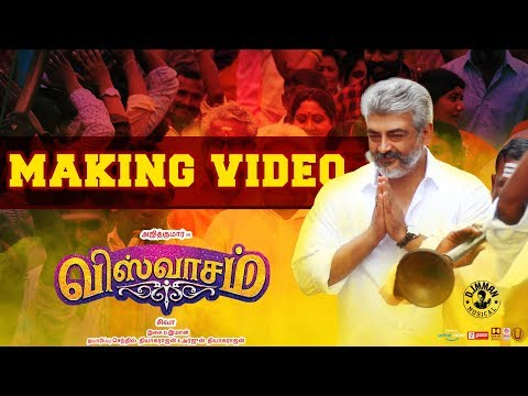 Viswasam - Making Video