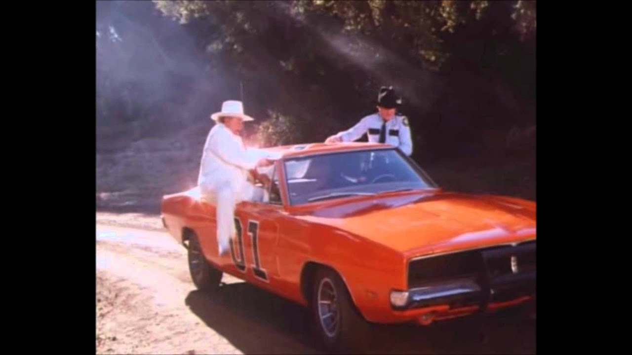 The Ghost of the Dukes of Hazzard General Lee Episode