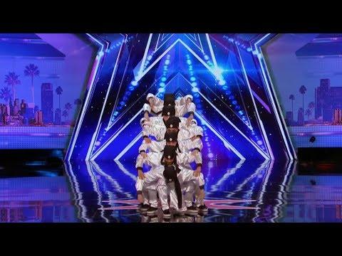 [Vietsub Got Talent] Nhóm nhảy tuyệt nhất AGT 2017 !!!