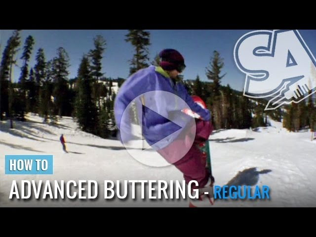 How to Block Stall (Regular) - Snowboard Addiction Free Tutorial Section