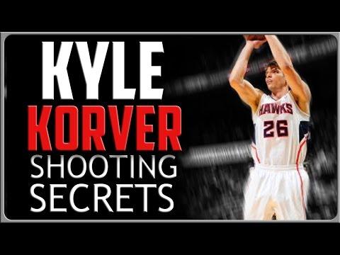 Kyle Korver: NBA Shooting Secrets