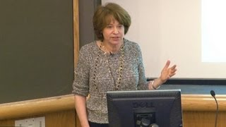 Science in the Courtroom with Maggie Bruck