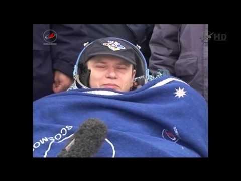 ISS Expedition 38 Soyuz TMA-10M Crew Lands Safely In Kazakhstan | Roscosmos | NASA