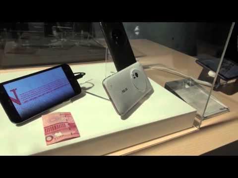 Trên tay Asus Zenfone Zoom   điện thoại chụp ảnh, zoom quang 3X, giá 399$
