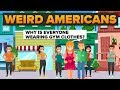 American Things Europeans Find Weird