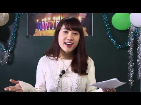 [Official MV] Hãy nói tiếng Anh đi -  cô giáo Anna