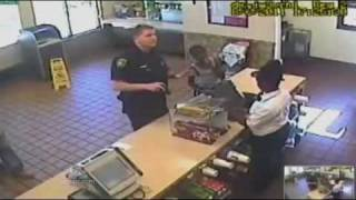 Police Officer's Final Act of Kindness