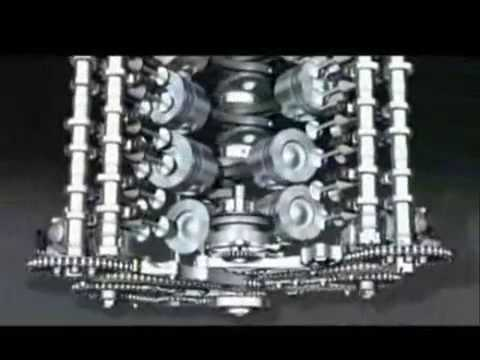 Audi V12 TDI motore Engine