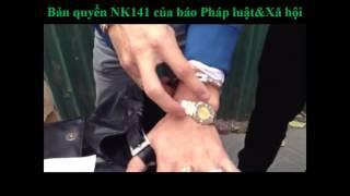 NK141 tập 144- Bị cảnh sát -vặn-, đối tượng thủ súng... tái mặt