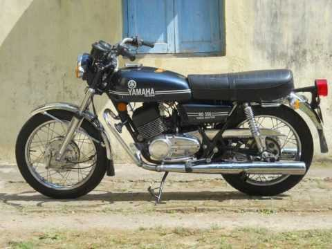 yamaha rd350 1983 to 1989 used by Dr.KAMAL HAASAN INDIAN ACTOR