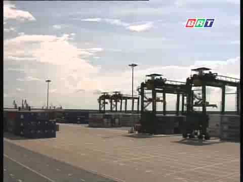 Cái Mép -- Thị Vải, Thủ phủ cảng biển Việt Nam và Đông Nam Á.flv