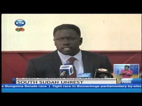 South Sudan unrest: IGAD delegation arrives in Juba