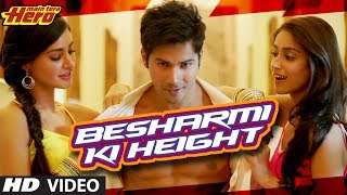 Besharmi Ki Height Song Main Tera Hero | Varun Dhawan, Ileana D'Cruz, Nargis Fakhri