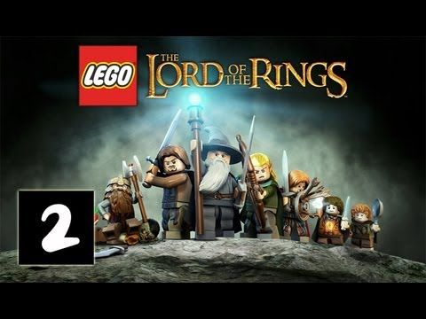 LEGO: The Lord of the Rings - Part 2 (Gameplay, Walkthrough)