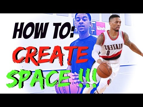Basketball Moves To Create Space