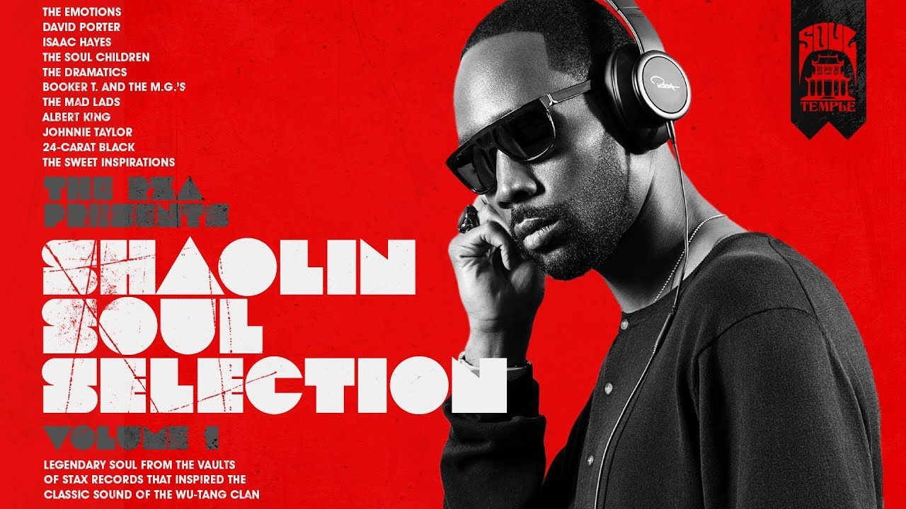 The Rza Presents Shaolin Soul Selection Vol 1 Youtube