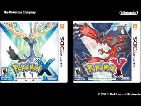 Pokemon X and Y version poll