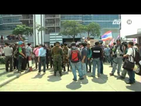 VTC14_Mỹ cảnh báo về nguy cơ đảo chính quân sự ở Thái Lan
