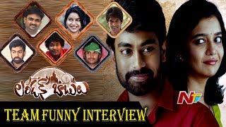 Mahanubhavudu Tho London Babulu Team Funny Interview