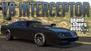 Mad Max Interceptor (Imponte Phoenix) : GTA V Custom Car Build