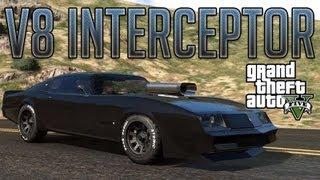 Mad Max Interceptor (Imponte Phoenix) : GTA V Custom Car