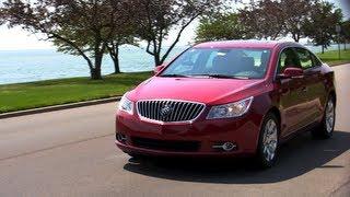 2013 Buick LaCrosse videos