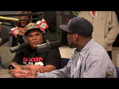 50 Cent opens up about Chris Lighty Situation & More!