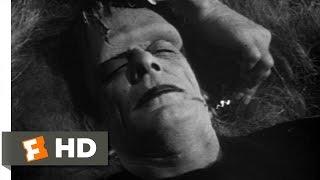 Dracula Wakes Frankenstein Scene Abbott And Costello