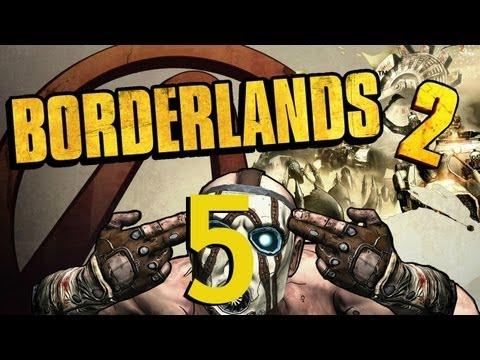 ♦ Borderlands 2 Coop - [05] w/YourGibs ft. Disinmas, Kauaian - Captain Flynt - Burn, Baby, Burn