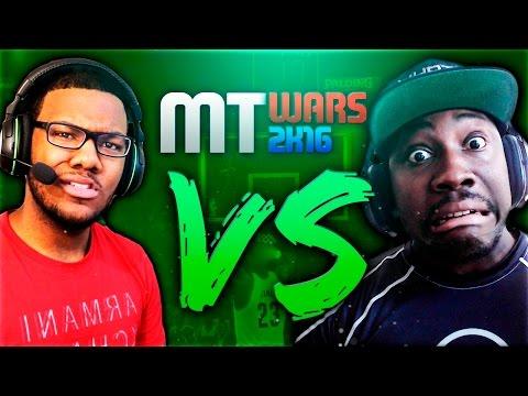 #MTwars - ANOTHER MUST WIN! Gento vs QJB!! NBA 2K16 MyTEAM!!