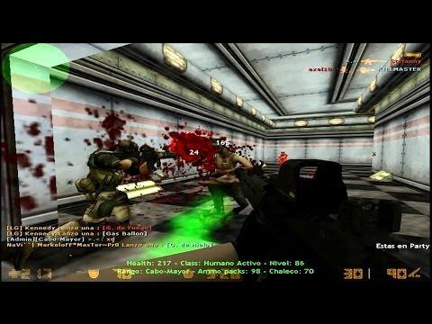 Loquendo Zombie Escape Counter Strike (PARTE 12)