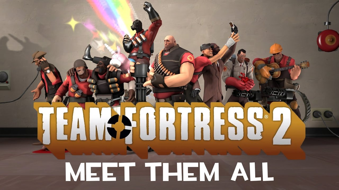 team fortress classic meet them all