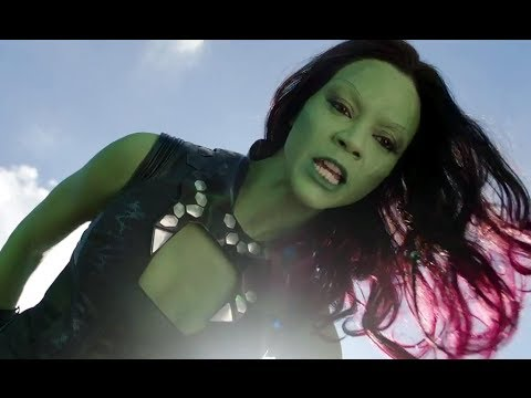 Guardians of the Galaxy Featurette - Definitive Anti-Hero (2014) Zoe Saldana, Marvel HD