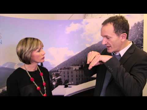WEF Davos 2014 Hub Culture Interview with Steve Howard