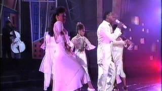 "BABYFACE @ SOUL TRAIN MUSIC AWARDS 1993 ""NEVER KEEPING SECRETS"""