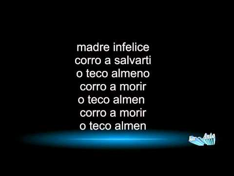 Karaoke - LUCIANO PAVAROTTI - Di quella pira