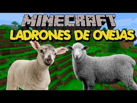 LADRONES DE OVEJAS | MINECRAFT