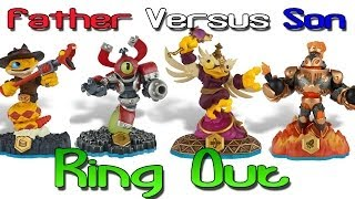Skylanders Swap Force Ring Out Part 2 (Arena Modes
