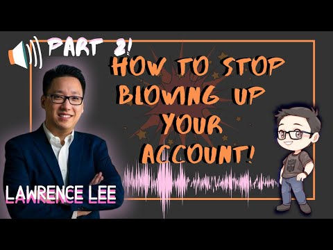 Risk Management with Lawrence Lee Pt. 2 (Audio Interview)