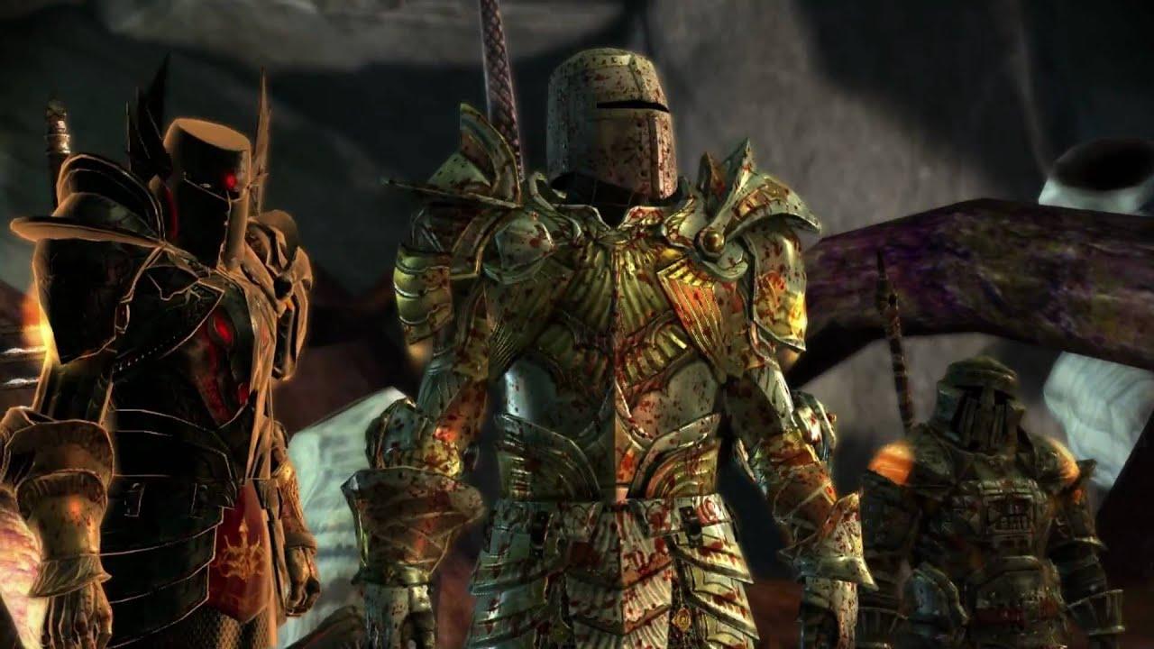 Handed Warrior Build Dragon Age Origins
