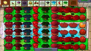 PLANTS VS ZOMBIES POPCAP PLANTAS ROJAS