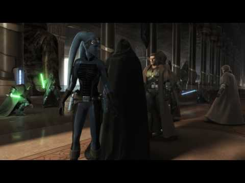 Трейлер Star Wars: The Old Republic с E3 (HD разрешения)