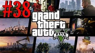 Grand Theft Auto V (GTA 5) - PS3 - Playthrough #38 [Detonado PT-BR]