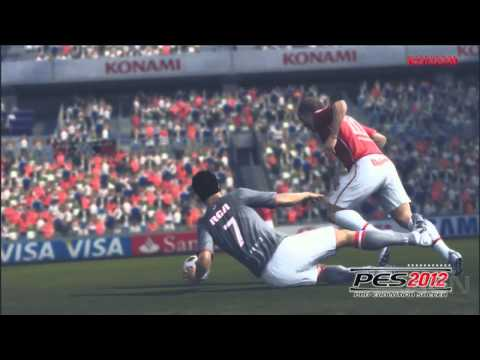 Pro Evolution Soccer 2012: E3 2011 Trailer