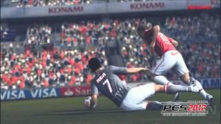 Pro Evolution Soccer 2012: E3 2011 Trailer