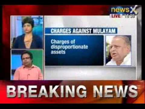 Breaking News: CBI closes DA cases against Mulayam Singh Yadav
