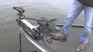 Minn kota ulterra commercial videos de minnkota clips for Spot lock trolling motors