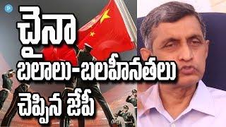 Dr Jayaprakash Narayan on Why China is after India..