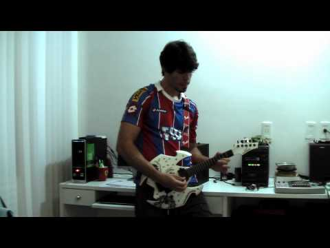 Xandi - Hino do Bahia (Rock) - Guitarra Baiana